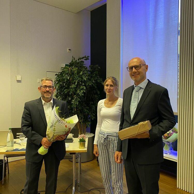 FDP Nidwalden, Raphael Bodenmüller wird zum Präsidenten gewählt